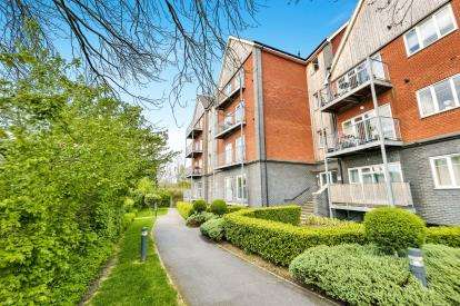 2 Bedrooms Flat for sale in Eider House, 55 Millward Drive, Milton Keynes