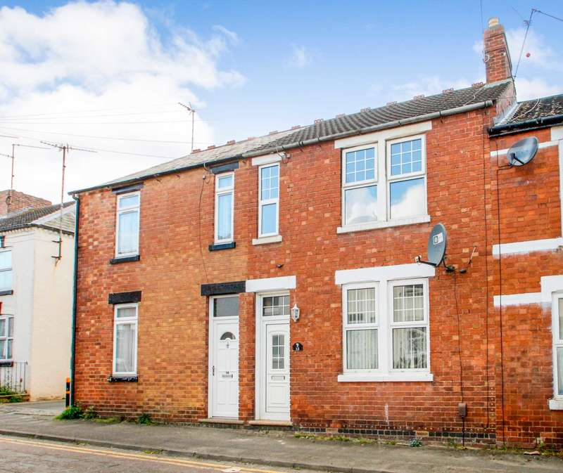 3 Bedrooms Terraced House for sale in Pemberton Street, Rushden