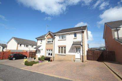 3 Bedrooms Semi Detached House for sale in Speirs Road, Johnstone, Renfrewshire