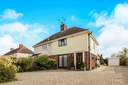 3 Bedrooms Semi Detached House for sale in Soham, Ely, Cambridgeshire