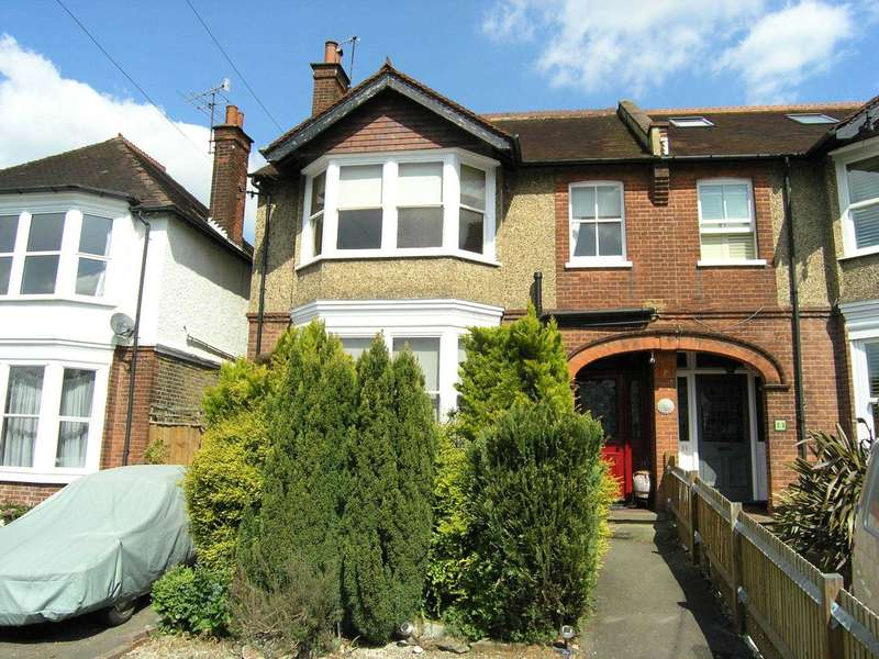 4 Bedrooms Semi Detached House for sale in Oxhey Road, Oxhey