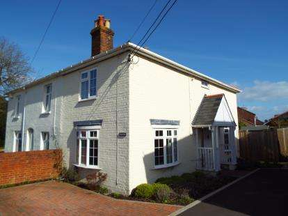 2 Bedrooms Semi Detached House for sale in Botley, Southampton, Hampshire