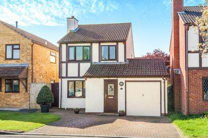 3 Bedrooms Detached House for sale in Weston-Super-Mare, Somerset, .