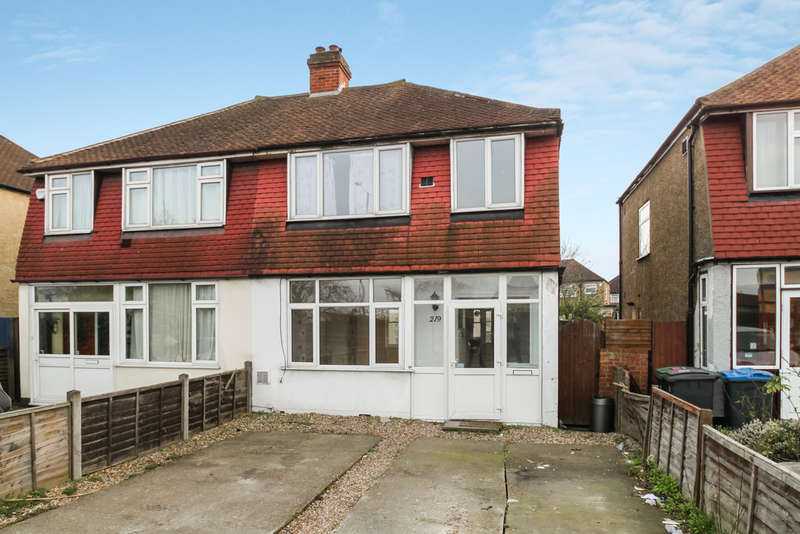 3 Bedrooms Semi Detached House for sale in Hook Rise South, Surbiton