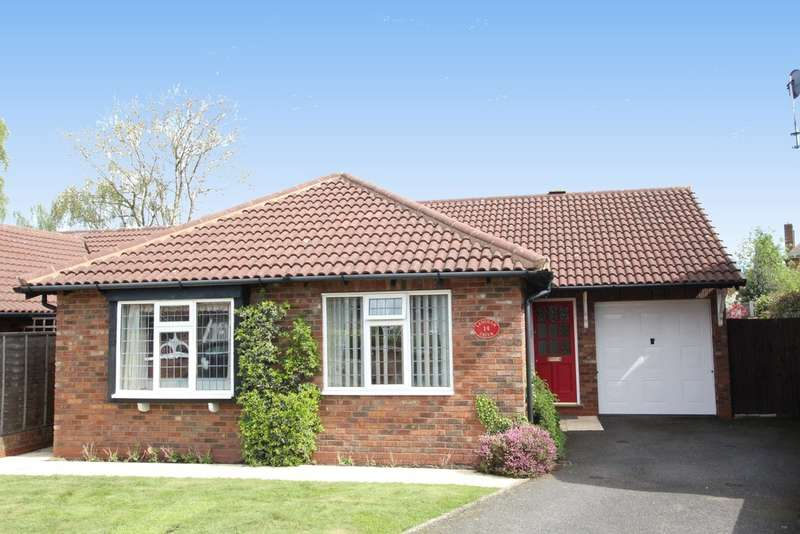 2 Bedrooms Detached Bungalow for sale in Langham Green, Streetly, Sutton Coldfield, B74 3PS