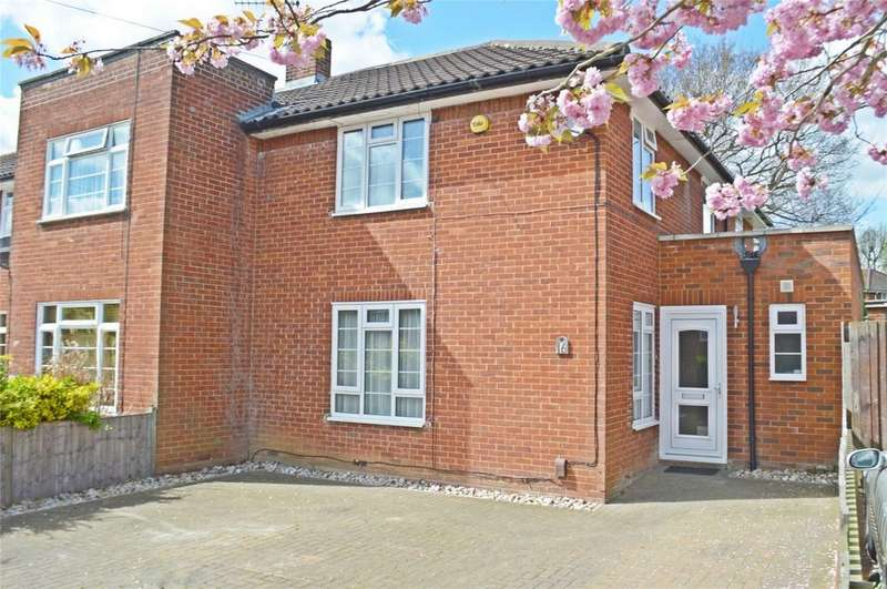 4 Bedrooms End Of Terrace House for sale in Cowper Road, WELWYN GARDEN CITY, Hertfordshire