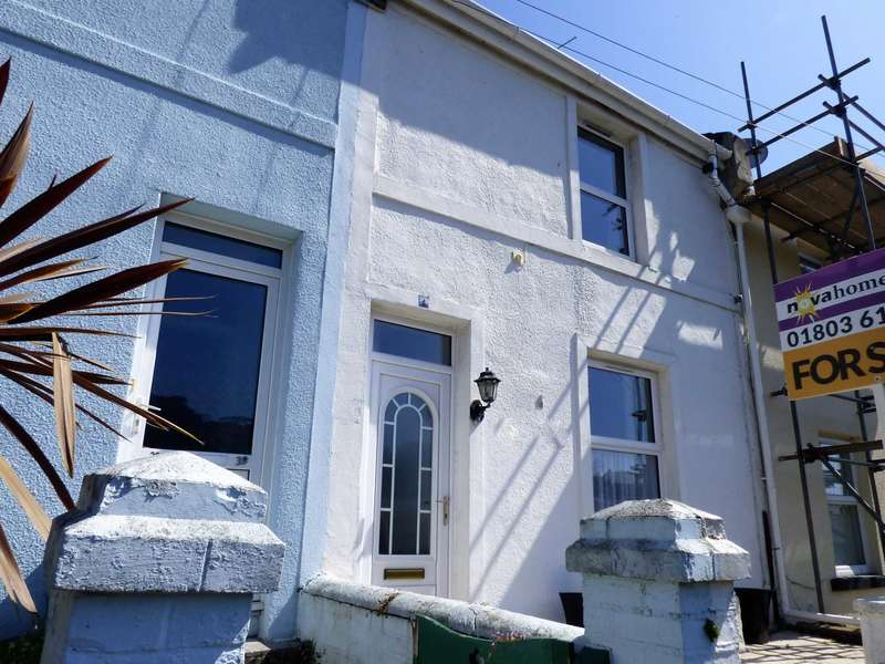 2 Bedrooms Terraced House for sale in St James Road, Torquay