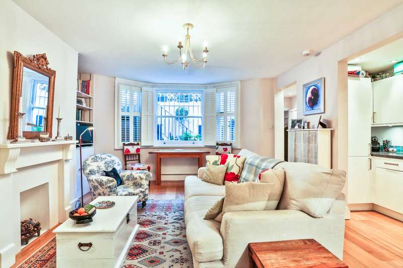 2 Bedrooms Flat for sale in Comeragh Road, London