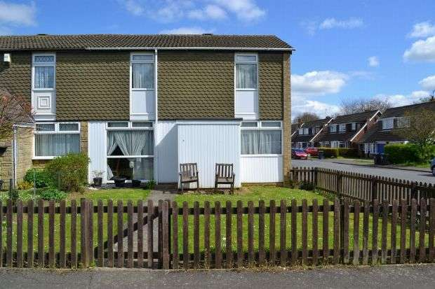 3 Bedrooms Terraced House for sale in Patterdale Walk, Lake View, Northampton NN3 6PT