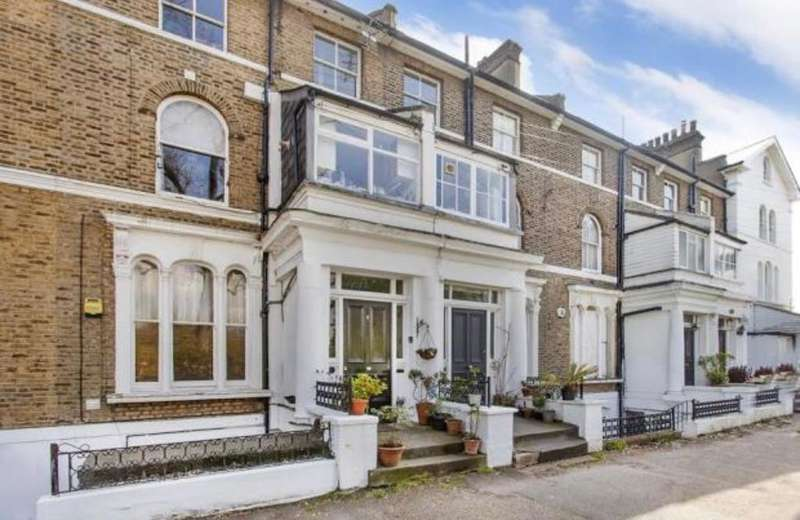2 Bedrooms Flat for sale in Seymour Terrace, Anerley, London, SE20 8SA