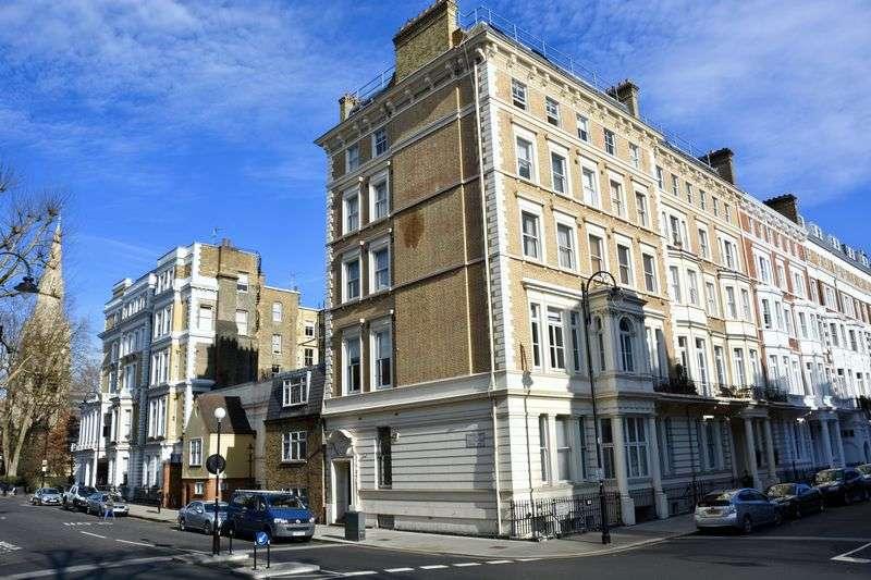 2 Bedrooms Flat for sale in Harrington Gardens, London