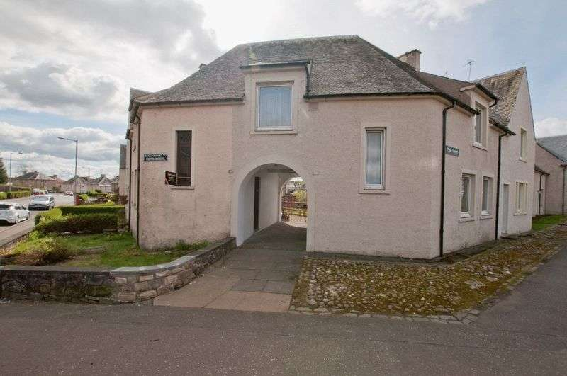 2 Bedrooms Terraced House for sale in Main Street, Alloa