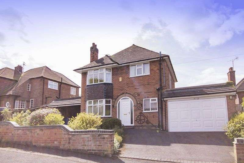 3 Bedrooms Detached House for sale in HARTINGTON WAY, MICKLEOVER
