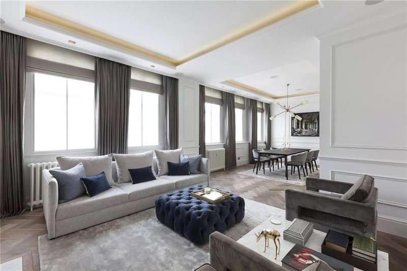 4 Bedrooms Flat for sale in Chiltern Court, Baker Street, Marylebone, London, NW1