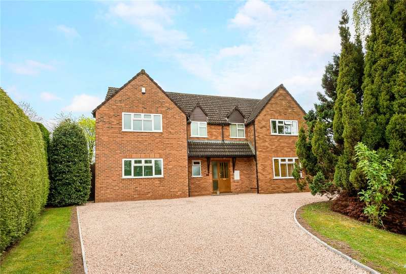 5 Bedrooms Detached House for sale in Little Green, Off Bromsberrow Road, Redmarley, Gloucestershire, GL19