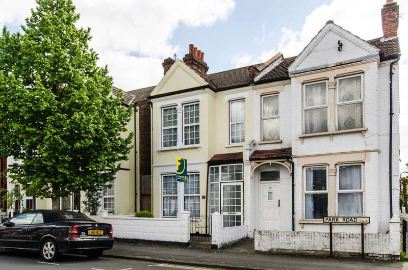 3 Bedrooms House for sale in Park Road, Colliers Wood, SW19