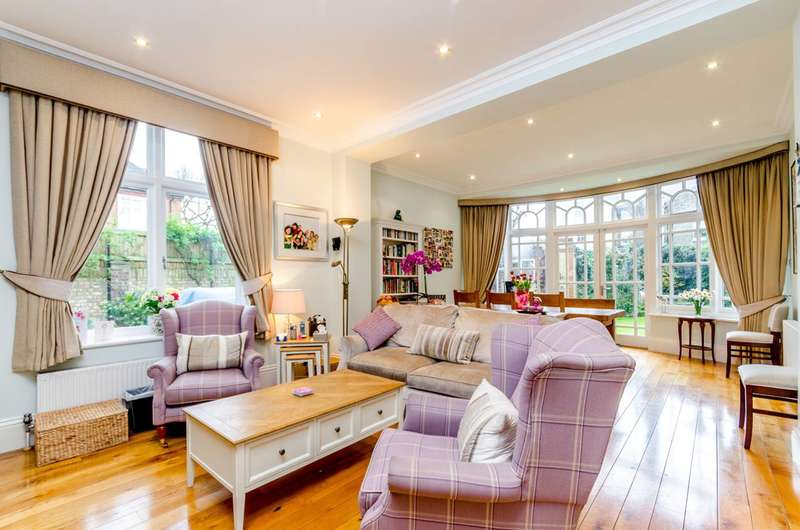 7 Bedrooms House for sale in Gwendolen Avenue, West Putney, SW15