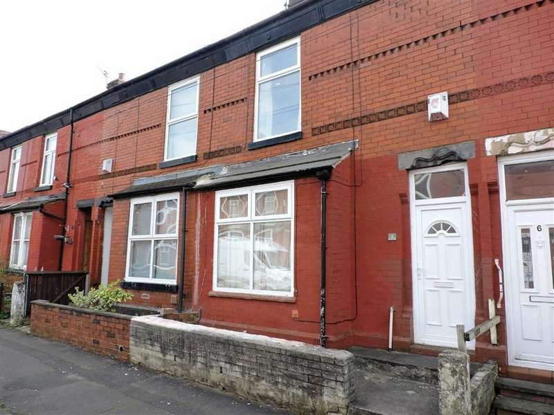 2 Bedrooms Property for sale in Rushden Road, Levenshulme, Manchester