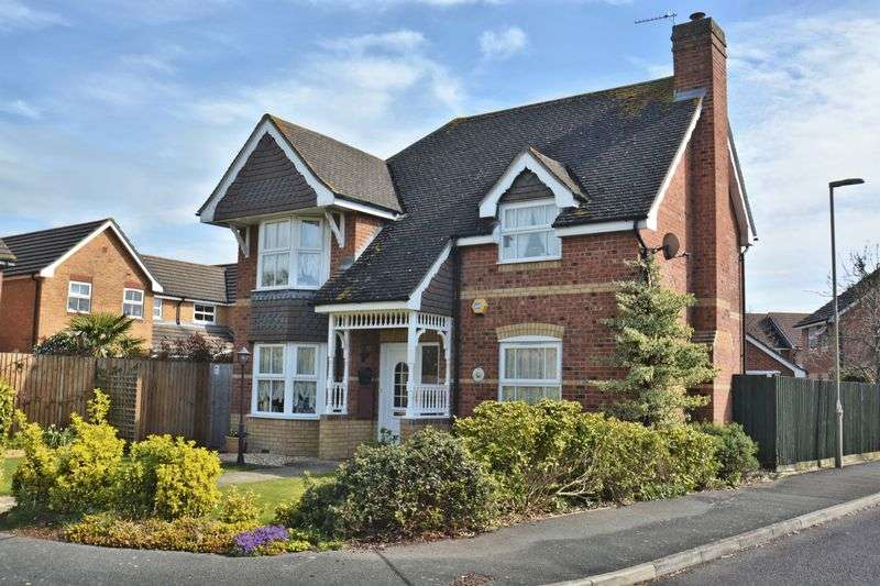 3 Bedrooms Detached House for sale in Brunstock Beck, Didcot
