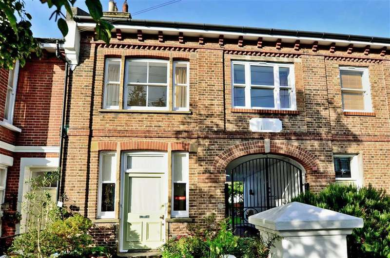 3 Bedrooms Terraced House for sale in Havelock Road, Brighton, East Sussex