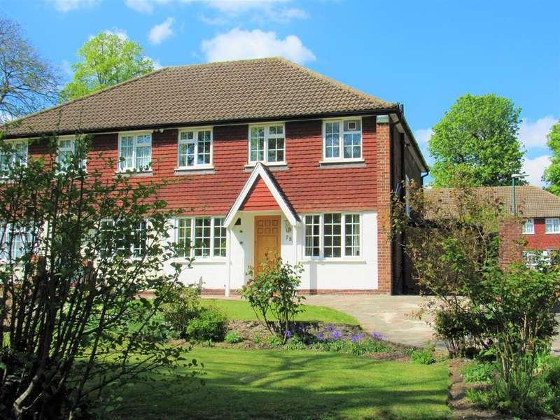 3 Bedrooms Semi Detached House for sale in London Road, Wallington, Surrey, SM6 7DD