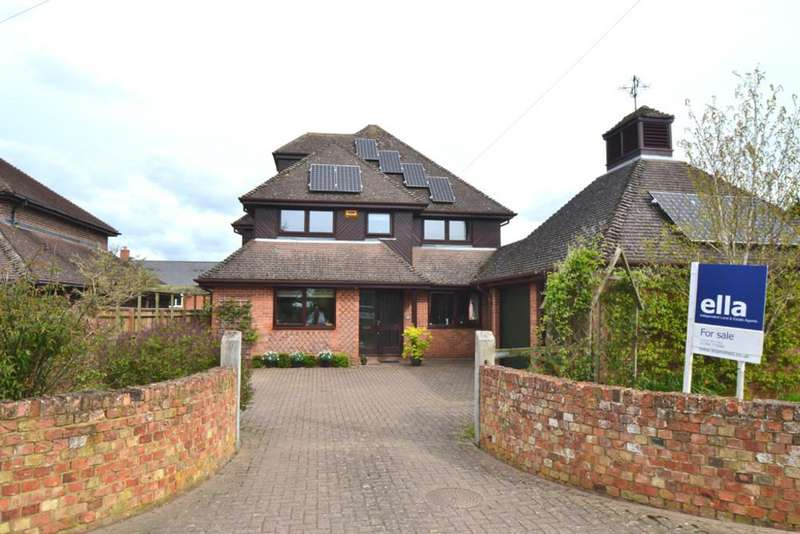 5 Bedrooms Detached House for sale in 28b Verney Road, Winslow