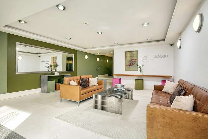 2 Bedrooms Flat for sale in Marlborough Court, Marlborough Road, London