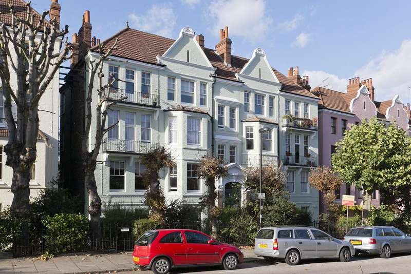 2 Bedrooms Flat for sale in Gordon Mansions, 75 Anson Road, Tufnell Park, Islington