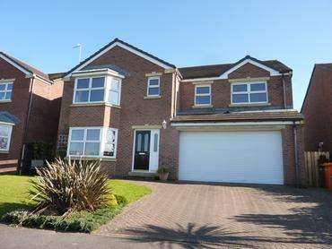 5 Bedrooms Detached House for sale in Abbots Way, Ballasalla, IM9 3EQ