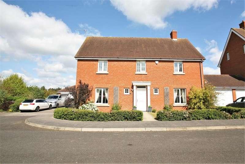 4 Bedrooms Detached House for sale in Harvey Way, Rendlesham, Woodbridge