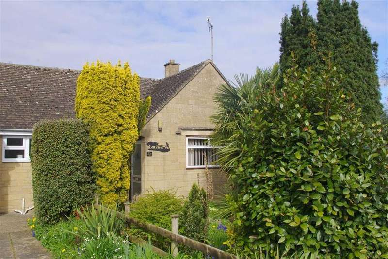 1 Bedroom Semi Detached Bungalow for sale in Roman Way, Bourton-on-the-Water, Gloucestershire