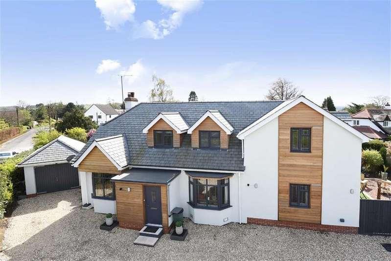 5 Bedrooms Detached House for sale in Mayfair, Tiverton, Devon, EX16