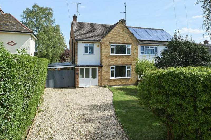 3 Bedrooms Semi Detached House for sale in Burnmill Road, Market Harborough, Leicestershire