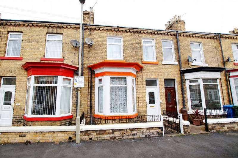 2 Bedrooms Terraced House for sale in Candler Street, Scarborough