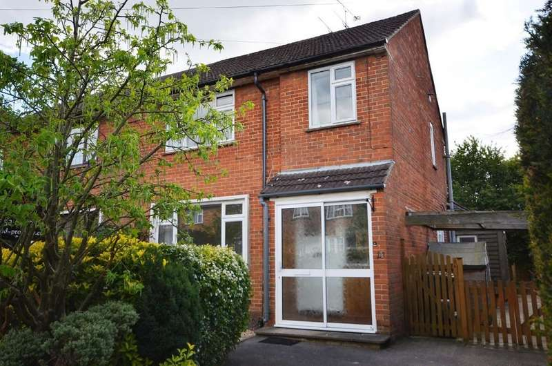 3 Bedrooms Semi Detached House for sale in Baldreys, Farnham