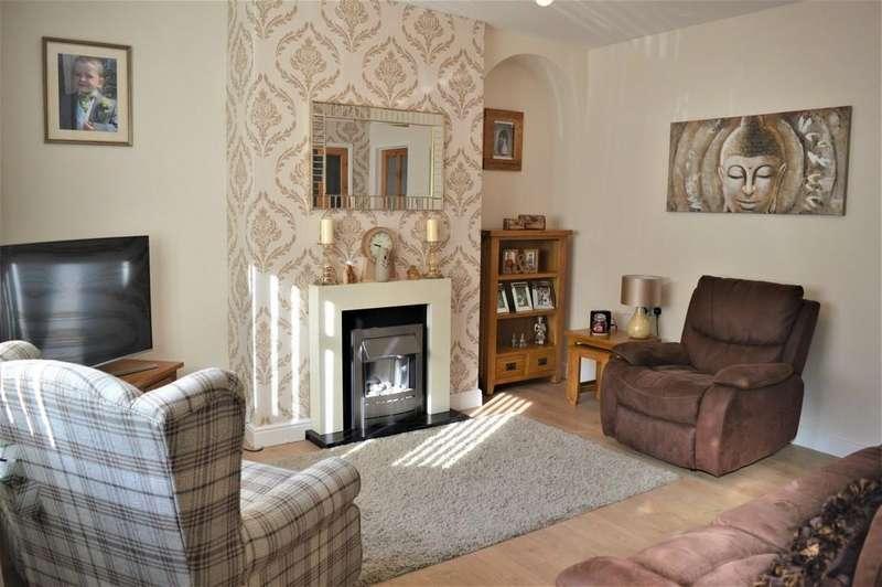 3 Bedrooms Terraced House for sale in William Street, Tir-Y-Berth