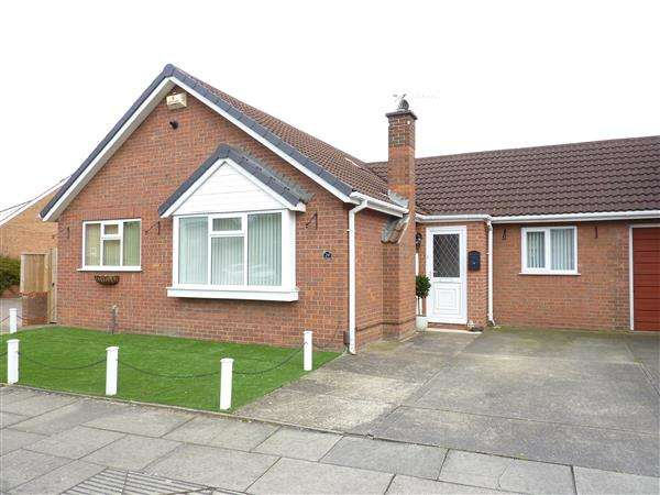 3 Bedrooms Detached Bungalow for sale in CYRANO WAY, AYLESBY PARK, GRIMSBY