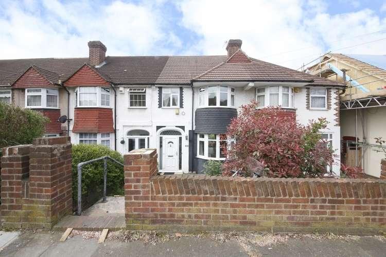 3 Bedrooms Terraced House for sale in Westmount Road Eltham SE9
