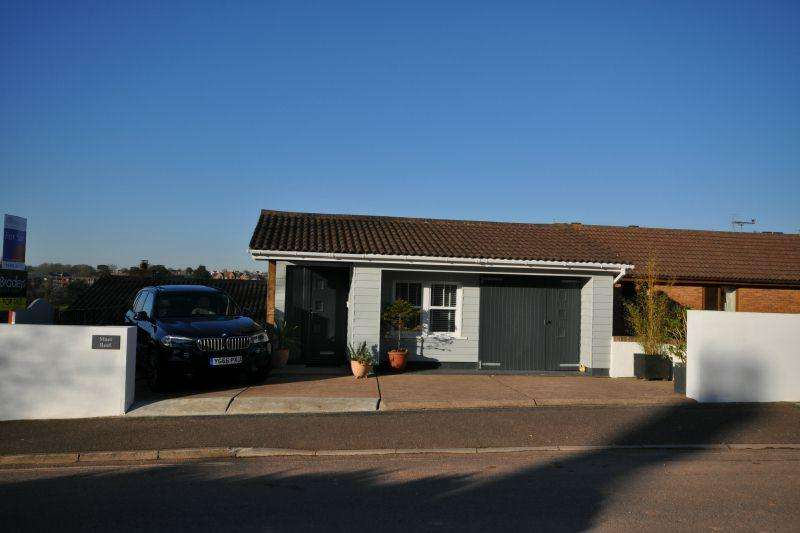 4 Bedrooms Detached House for sale in FOXHOLES HILL, EXMOUTH, NR EXETER, DEVON