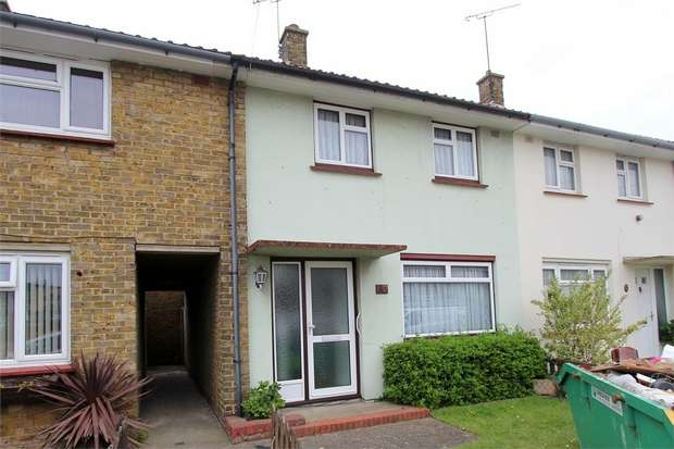 2 Bedrooms Terraced House for sale in Regis Crescent, Sittingbourne, Kent