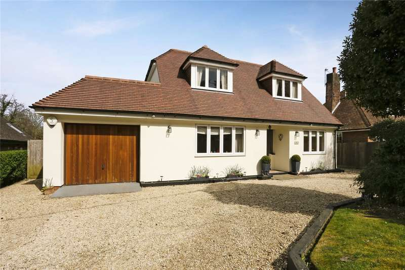 4 Bedrooms Detached House for sale in Tower Road, Coleshill, Buckinghamshire, HP7