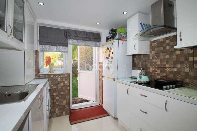 2 Bedrooms Maisonette Flat for sale in Stantonbury, Milton Keynes