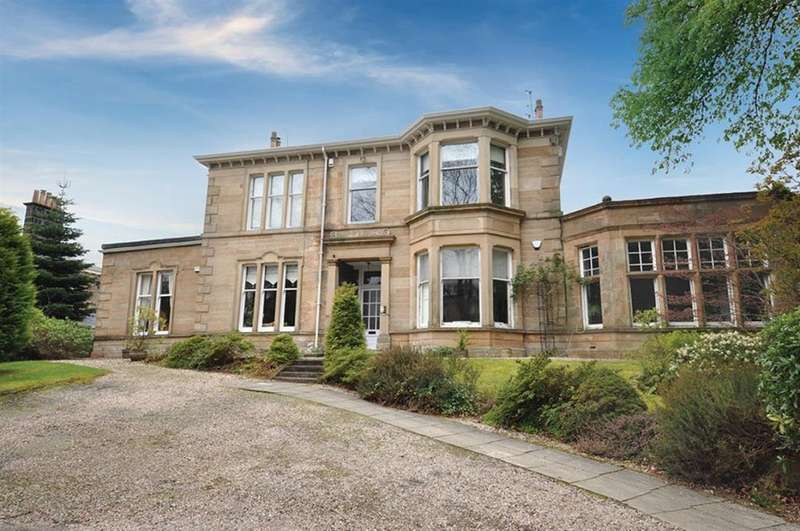 2 Bedrooms Flat for sale in  Craigholme, 63 Dalziel Drive, Pollokshields, G41 4NY