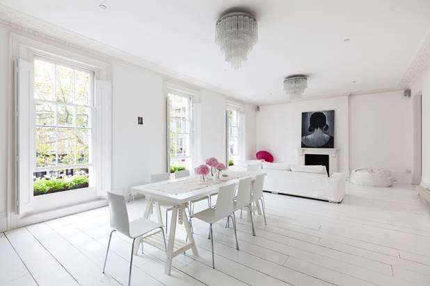 3 Bedrooms Flat for sale in Westbourne Park Villas, London, W2