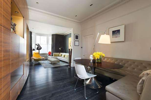 5 Bedrooms Flat for sale in Agate Road, London, W6