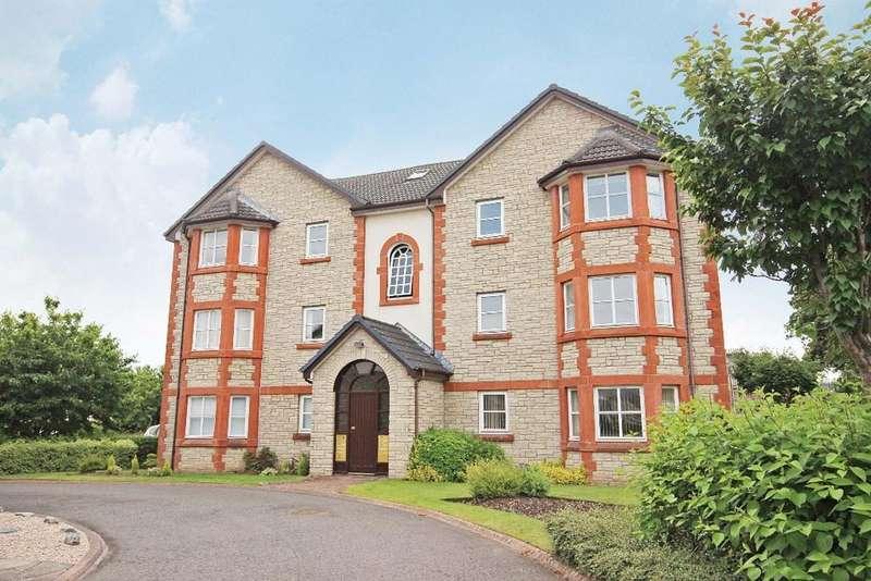 2 Bedrooms Apartment Flat for sale in Raeburn Park, Perth, Perthshire , PH2 0ER