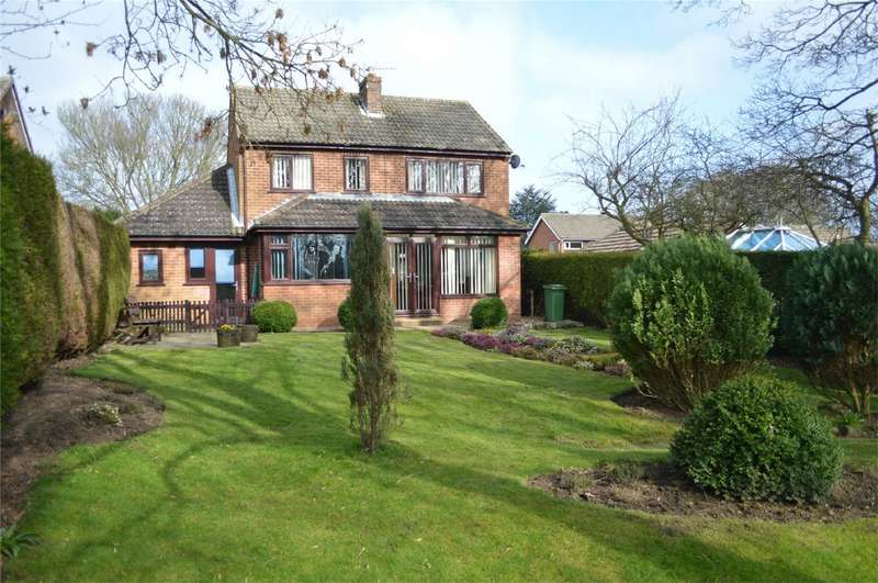 4 Bedrooms Detached House for sale in 5 Ashcourt Drive, Hornsea, East Riding of Yorkshire