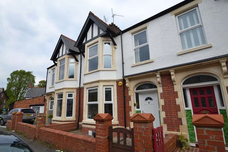 3 Bedrooms Terraced House for sale in Palace Avenue, Llandaff, Cardiff. CF5 2DW
