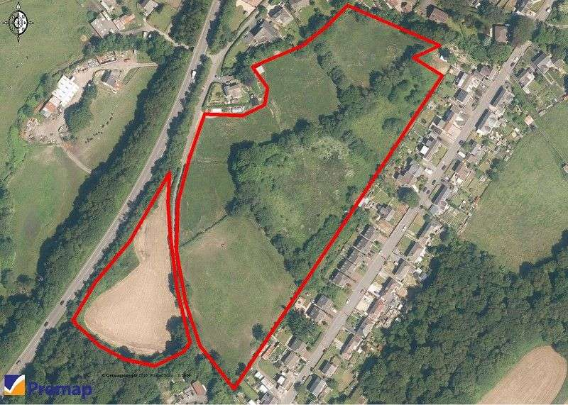 Plot Commercial for sale in Land off Ynysymond Rd Alltwen, Pontardawe, Swansea, City & County of Swansea. SA8 3BA