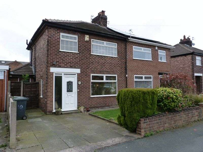3 Bedrooms Semi Detached House for sale in Hillberry Crescent, Warrington, WA4 6AF
